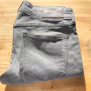 H&M ultra thin low rise jeans